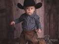 World's cutest cowboy!